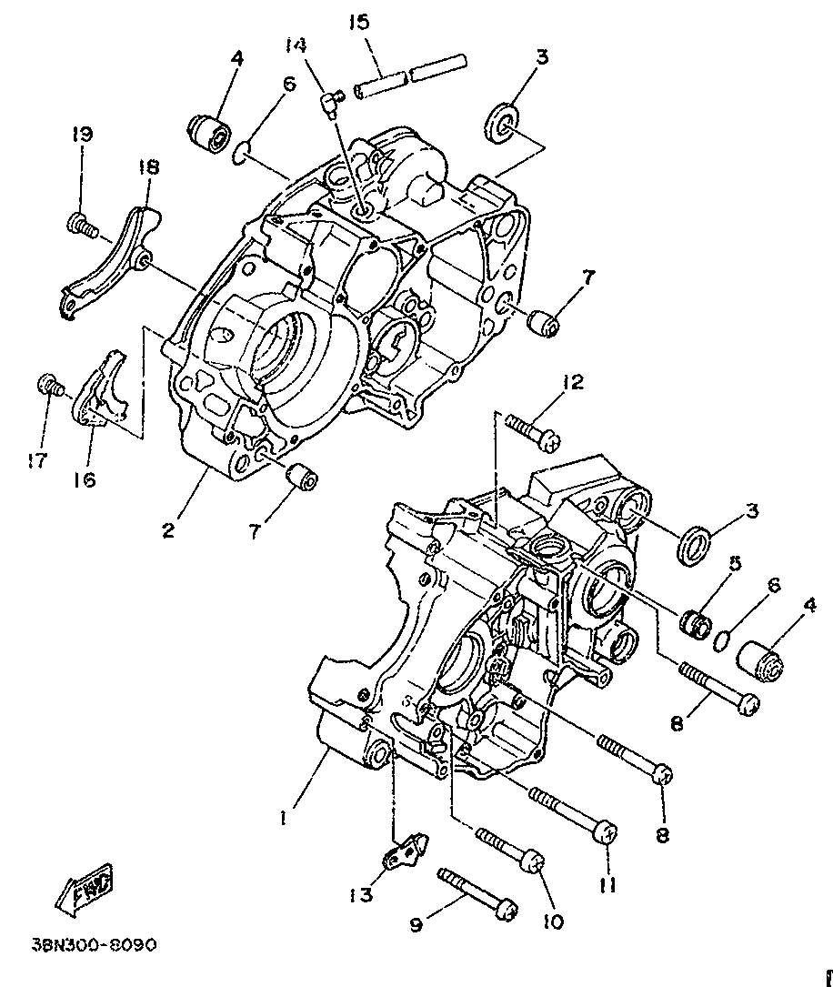 dt 125r 1991